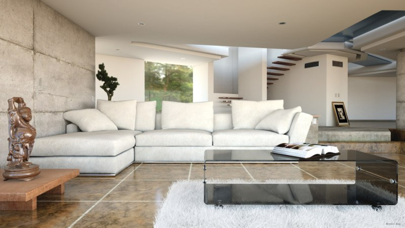 Large Of Modern Interior Living Room