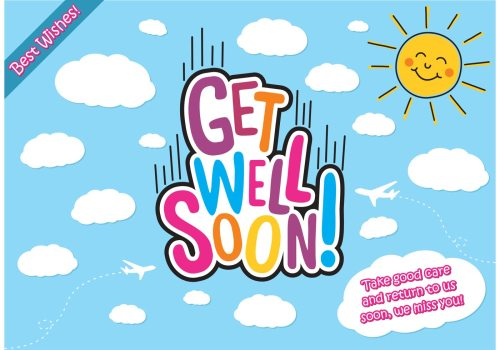 Medium Of Free Get Well Cards