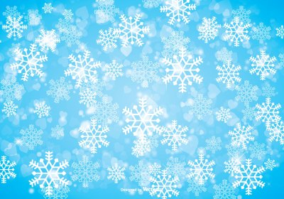 Winter Snowflake Background - Download Free Vector Art, Stock Graphics & Images