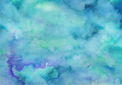 Teal Vector Watercolor Background - Download Free Vector Art, Stock Graphics & Images