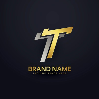 premium letter T logo concept background design - Download Free Vector Art, Stock Graphics & Images