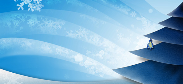 Holiday Snowy Wallpapers