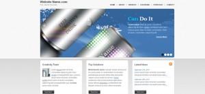 Portfolio Website CSS Template