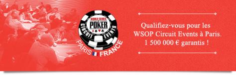 Qualifications WSOP Circuit Events