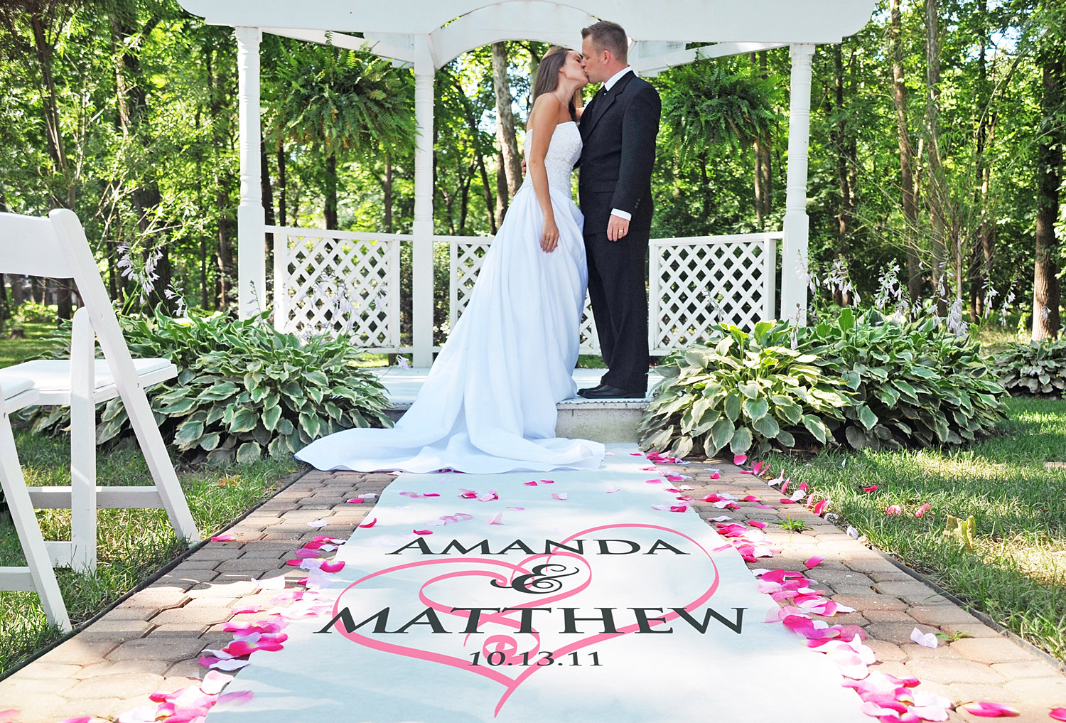 lightbox dataItem it wedding runners Welcome to Special Print Wedding Runners