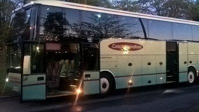 Aston Villa away travel