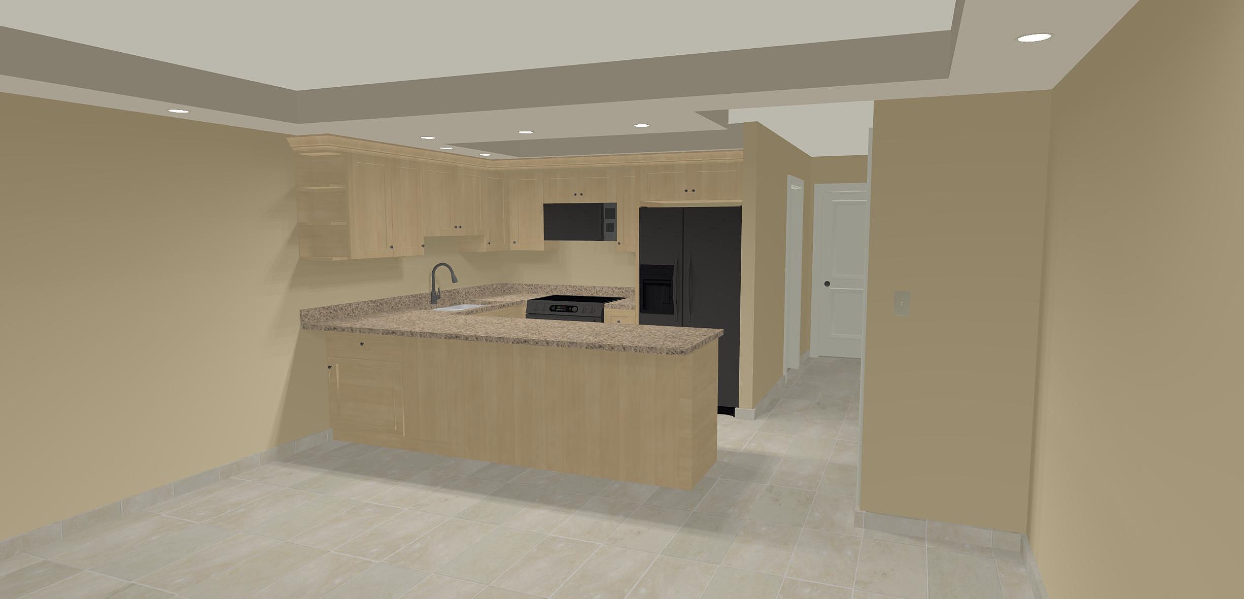 coastalviewconstructionllc kitchen remodel hawaii Kitchen Design