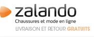 header_logo ZALANDO réduction -20% sur robes shopping femme et promo -10% sur mode foot homme