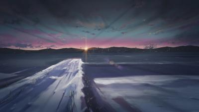5 Centimeters Per Second - Makoto Shinkai - HD Wallpaper #162805 - Zerochan Anime Image Board