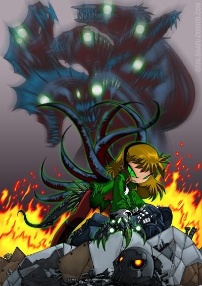 Grim Tales: From Down Below - bleedman - Mobile Wallpaper #397807 - Zerochan Anime Image Board