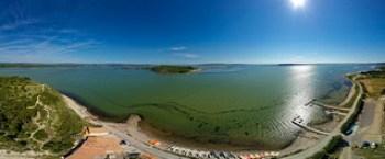 Port-Mahon, la lagune