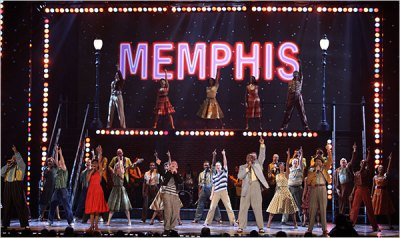 'Red' and 'Memphis' Win Top Tony Awards - The New York Times