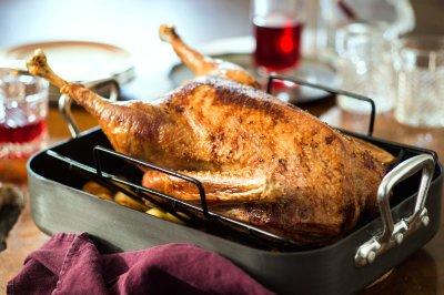 Roast Goose Recipe - NYT Cooking