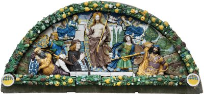The Art of Della Robbia: From Earth and Water, Pure Beauty - The New York Times