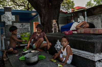 Hard Life Among the Dead in the Philippines - The New York ...