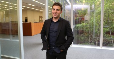 Priority for Airbnb's Brian Chesky: Social Responsibility - The New York Times