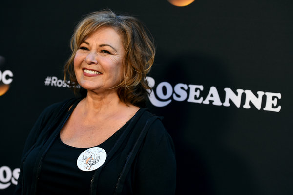 After Racist Tweet  Roseanne Barr s Show Is Canceled by ABC   The     Image