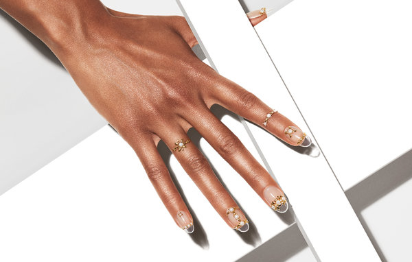 Nail Art Is Now Hand Art   The New York Times Image