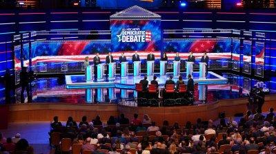 Full Transcript: Democratic Presidential Debates, Night 2 - The New York Times