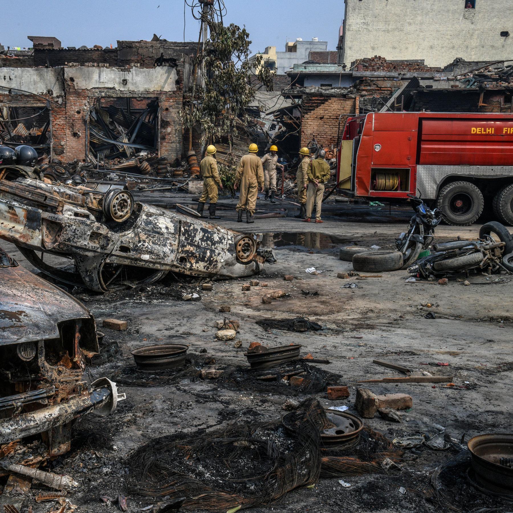 Image result for delhi riots