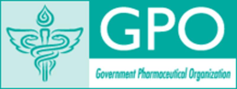 Logotipo de la organización farmacéutica del gobierno