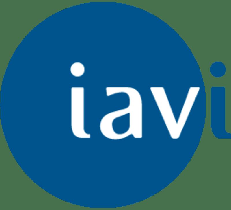 Logotipo de la Iniciativa Internacional de Vacunas contra el SIDA