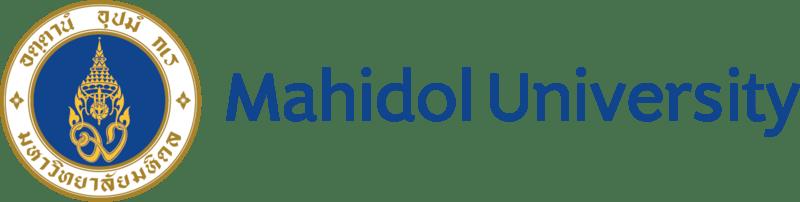 Logotipo de la Universidad de Mahidol