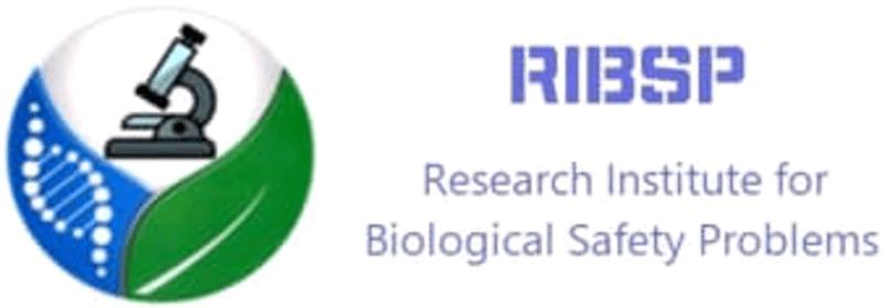 Logotipo del Instituto de Investigación de Problemas de Seguridad Biológica de Kazajstán