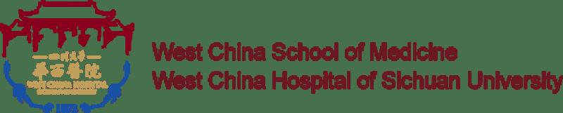 Logotipo del West China Hospital of Sichuan University