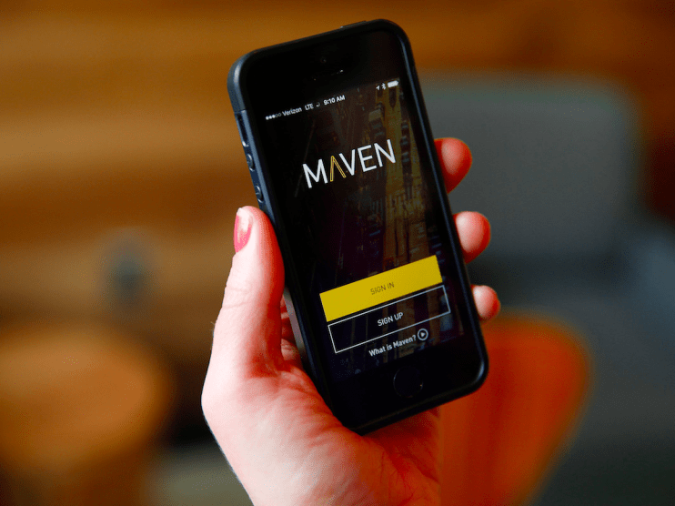 maven app