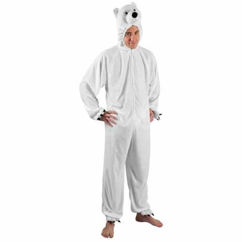 Medium Crop Of Polar Bear Costume