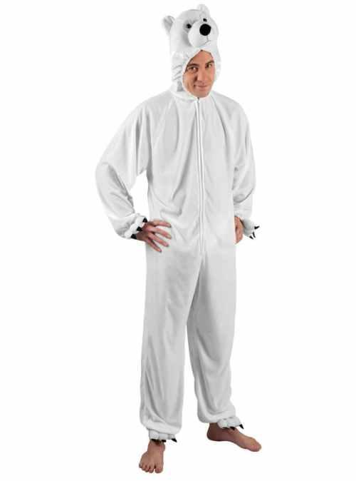 Medium Of Polar Bear Costume