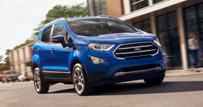 """Ford To Make New """"Affordable"""" Vehicle By 2022, And We Bet It'll Be An SUV"""