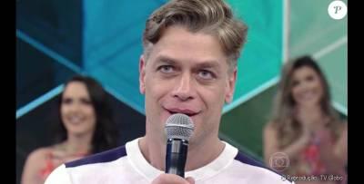 Fabio Assunção negou ter recaída em relação às drogas durante entrevista ao 'Domingão do Faustão ...