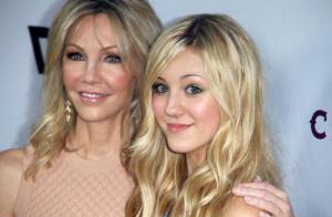 Ava Sambora   La fille de Heather Locklear  mannequin en bikini     Heather Locklear et Ava Sambora   Duel de robes courtes entre m    re et fille