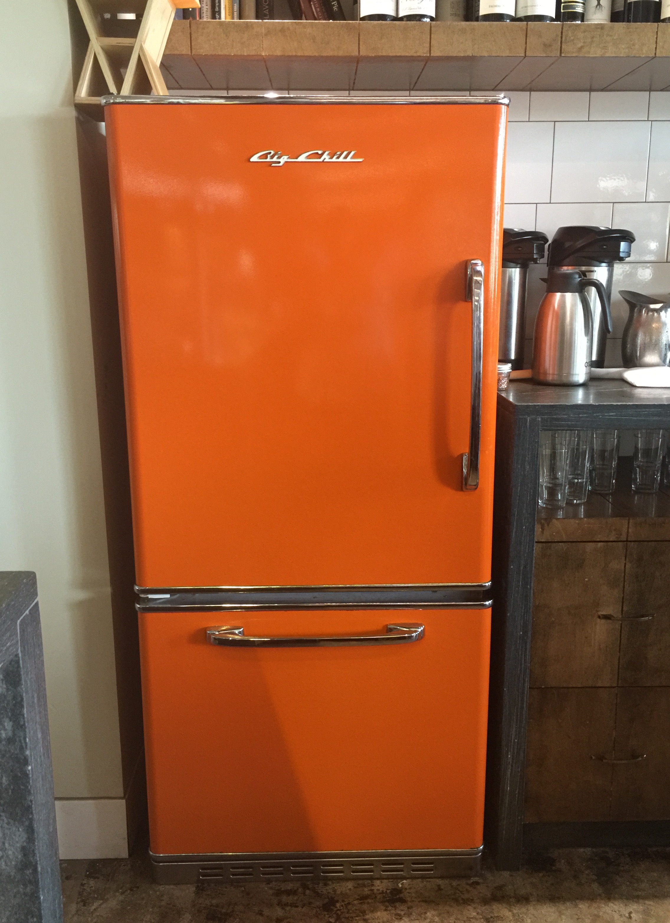 Fullsize Of Big Chill Refrigerator