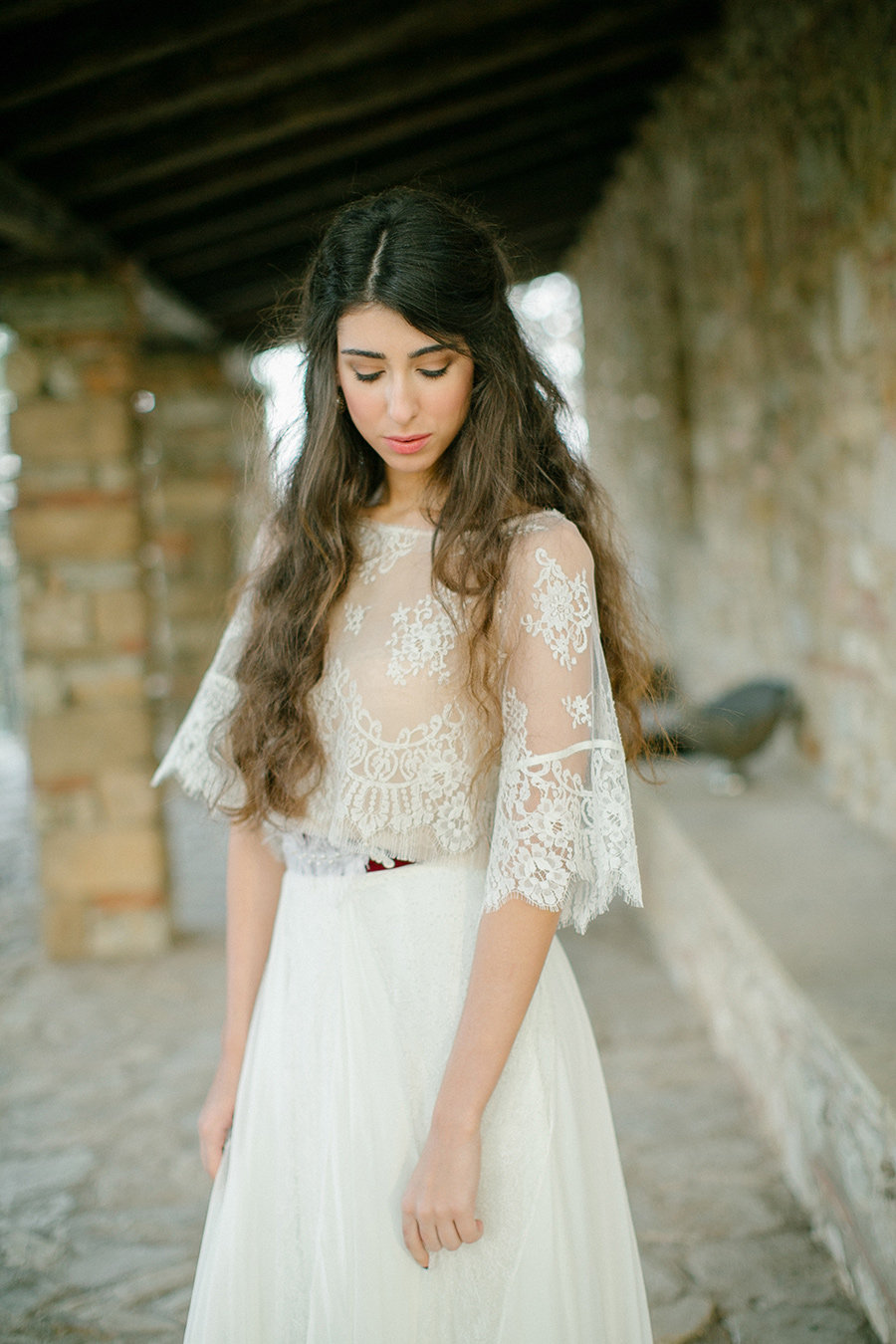 boho style wedding dresses greek wedding dresses greece inspired wedding dress with french chantilly lace styled shoot coordinated by love 4 wed
