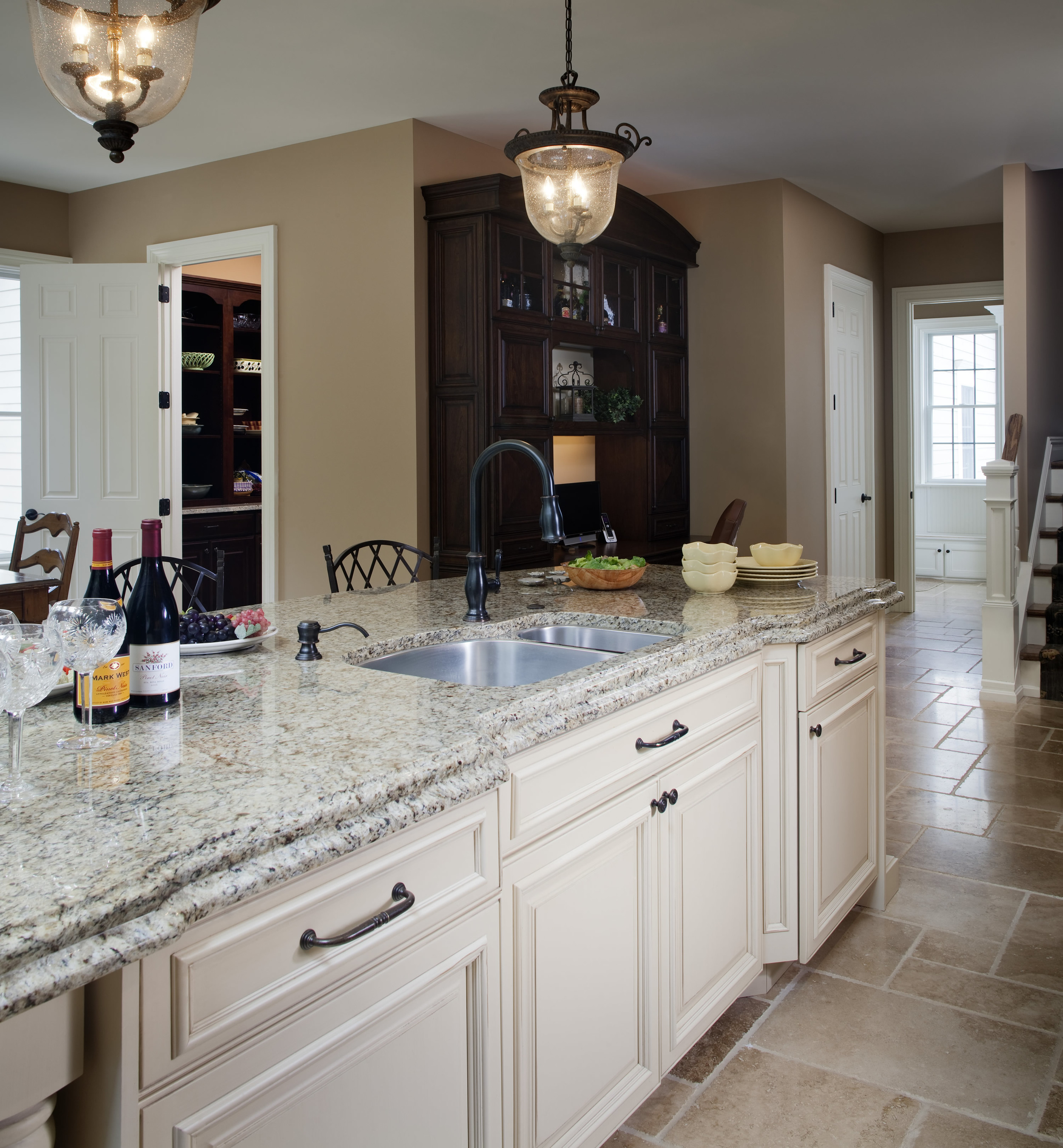 space to expand kitchen and bath design LangKitchen Bath EASTMAN