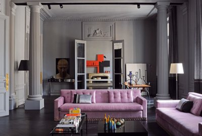 HOW TO CREATE A PARISIAN CHIC LOOK IN YOUR HOME