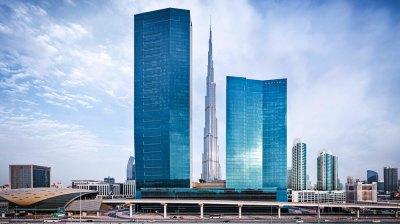 Burj Khalifa Hotel and Hotels near Burj Khalifa with a View — The Most Perfect View