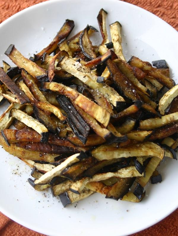 Paleo Chinese Eggplant Fries