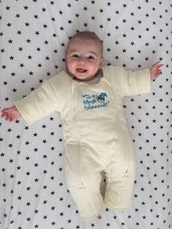 Small Of Merlin Sleep Suit
