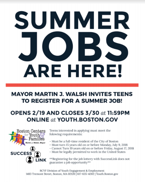 Summer Jobs For 15 Year Olds 2018 Find Your World