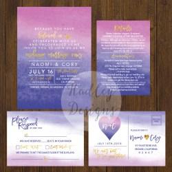 Small Of Destination Wedding Invitations