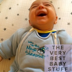 Small Of Magic Merlin Sleepsuit