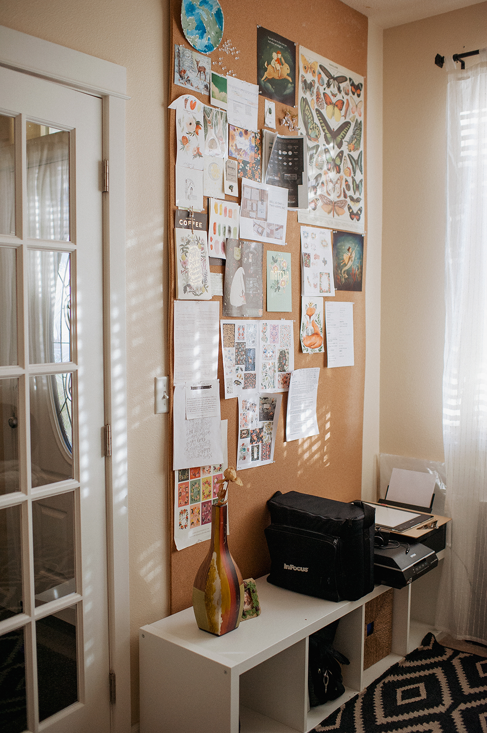Hairy How To Install Your Own Cork Board Wall Area How To Install Your Own Cork Board Wall Area Elena Wilken Cork Board Wall Panel Cork Board Wall Target baby Cork Board Wall