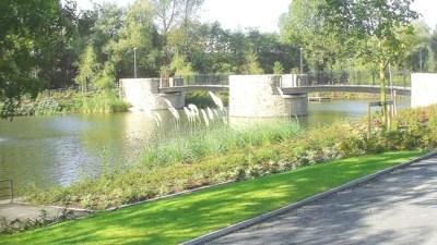 Alexandra Park Restoration — Horticon Ltd