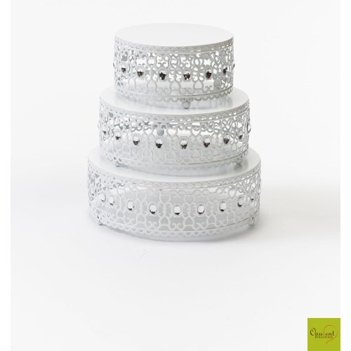 Medium Crop Of Wedding Cake Stand