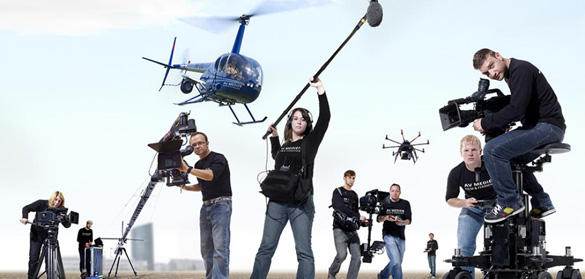 State of the art drones solutions for professional cinematography     Cinematography