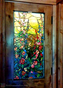 Small Of Stained Glass Doors